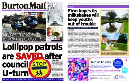 Burton Mail – January 23, 2019