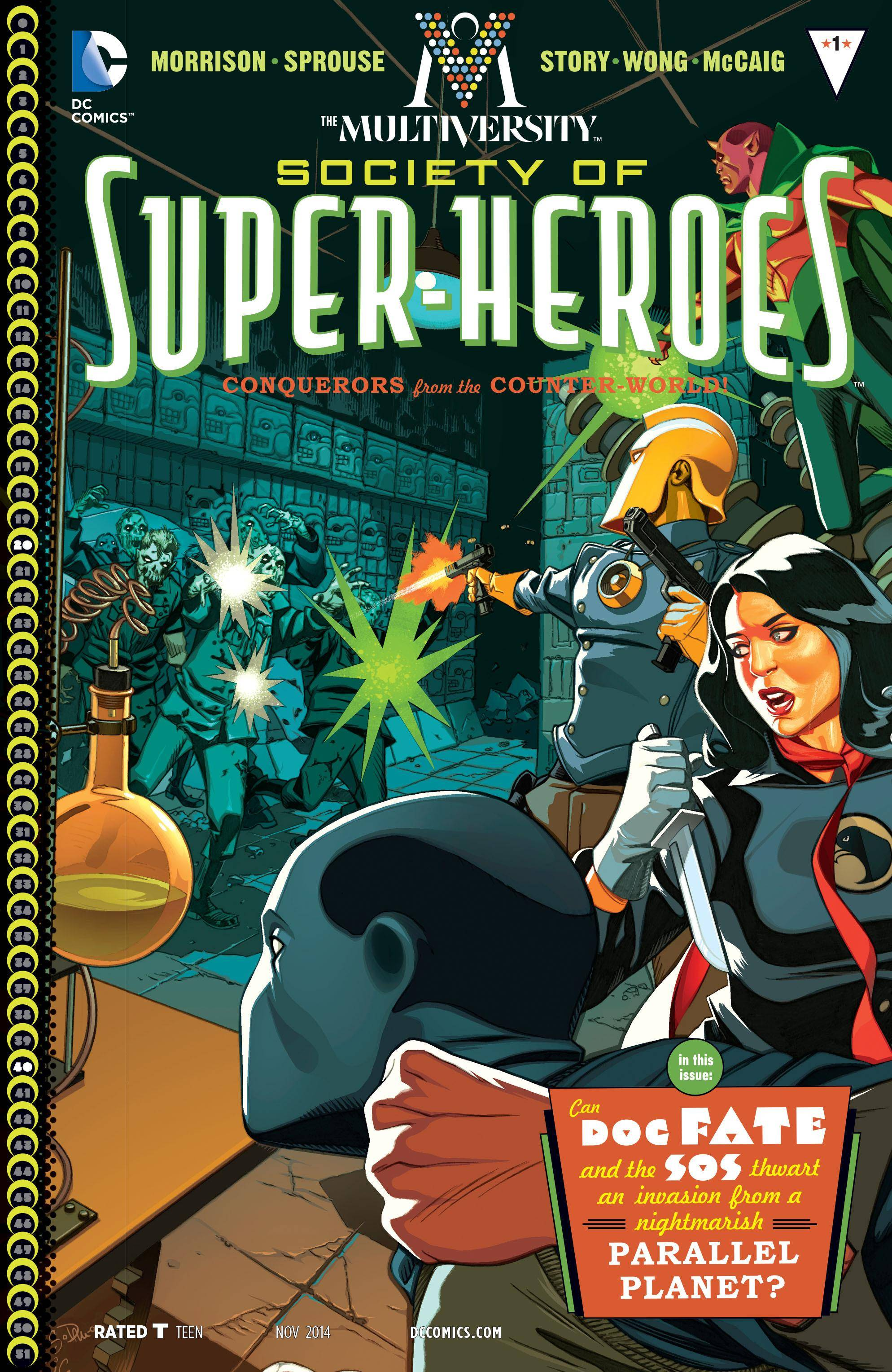 The Multiversity - The Society of Super-Heroes 01 2014 webrip