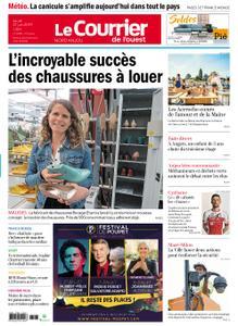 Le Courrier de l'Ouest Nord Anjou – 27 juin 2019