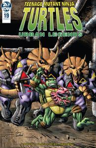 Teenage Mutant Ninja Turtles-Urban Legends 019 2019 Digital BlackManta
