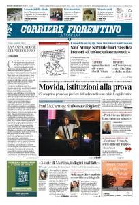 Corriere Fiorentino La Toscana – 11 giugno 2020