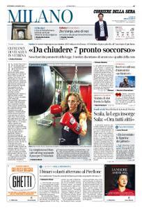 Corriere della Sera Milano – 08 marzo 2019