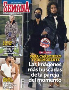 Semana España - 29 septiembre 2021