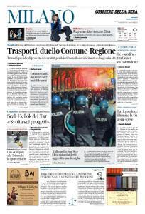 Corriere della Sera Milano - 27 Novembre 2019