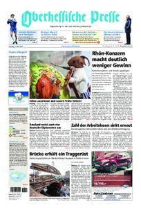 Oberhessische Presse Marburg/Ostkreis - 31. März 2018