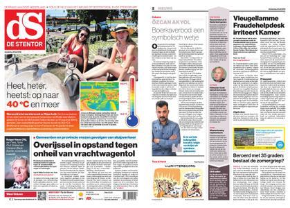 De Stentor - West-Veluwe – 25 juli 2019