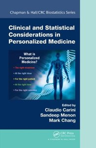 Clinical and Statistical Considerations in Personalized Medicine (repost)