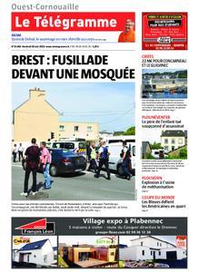Le Télégramme Ouest Cornouaille – 28 juin 2019