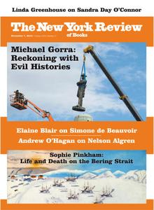 The New York Review of Books - November 07, 2019