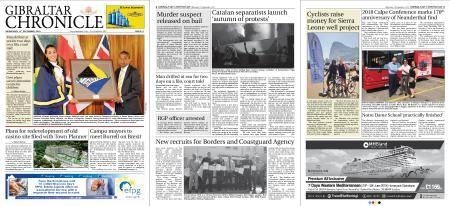 Gibraltar Chronicle – 12 September 2018