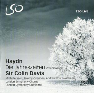 Sir Colin Davis - Haydn: Die Jahreszeiten (2011)