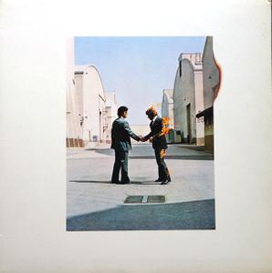 Pink Floyd - Wish You Were Here (1975) [LP,Original French Issue,DSD128]