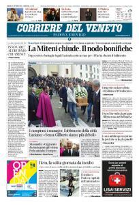 Corriere del Veneto Padova e Rovigo – 27 ottobre 2018