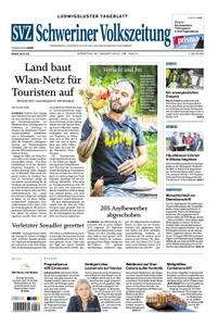 Schweriner Volkszeitung Ludwigsluster Tageblatt - 20. August 2019