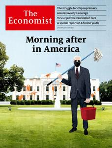 The Economist Middle East and Africa Edition – 23 January 2021