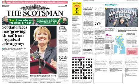 The Scotsman – May 14, 2018