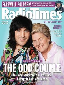 Radio Times - 24 August 2019