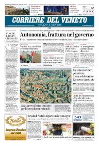 Corriere del Veneto Venezia e Mestre – 18 dicembre 2019