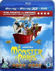 A Monster In Paris (2011) Un monstre à Paris