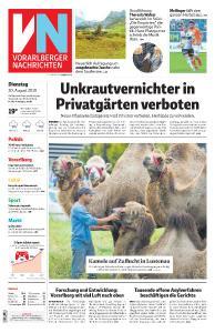 Vorarlberger Nachrichten - 20 August 2019