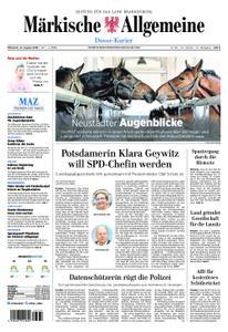 Märkische Allgemeine Dosse Kurier - 21. August 2019