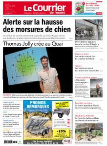 Le Courrier de l'Ouest Angers – 13 juillet 2020