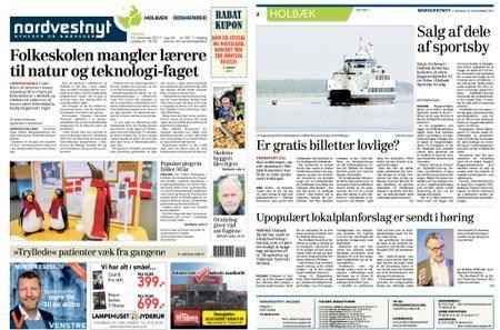 Nordvestnyt Holbæk Odsherred – 10. november 2017
