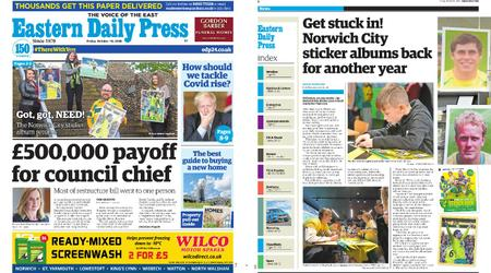 Eastern Daily Press – October 16, 2020