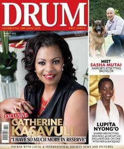 Drum East Africa - August 2015