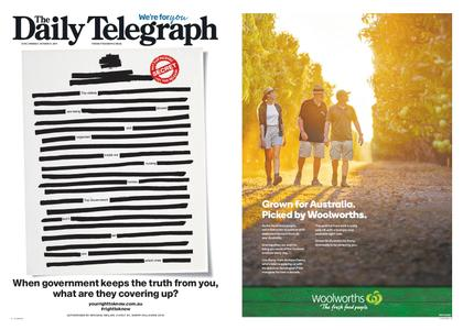 The Daily Telegraph (Sydney) – October 21, 2019