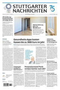 Stuttgarter Nachrichten - 22 Juli 2021