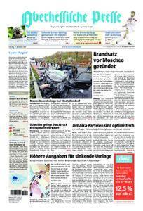 Oberhessische Presse Marburg/Ostkreis - 11. November 2017