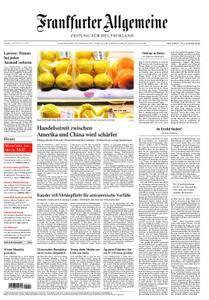 Frankfurter Allgemeine Zeitung F.A.Z. - 03. April 2018
