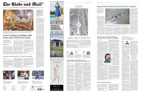 The Globe and Mail – April 22, 2019