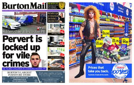 Burton Mail – January 26, 2019