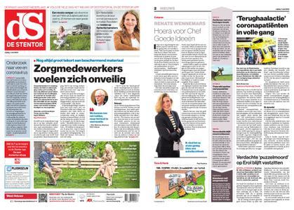 De Stentor - West-Veluwe – 01 mei 2020