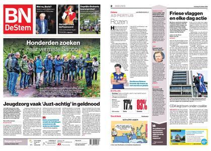BN DeStem - Bergen op Zoom – 21 oktober 2019
