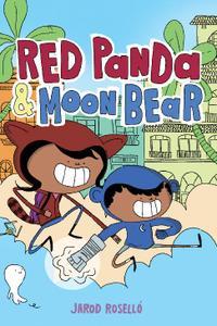 IDW-Red Panda And Moon Bear 2020 Hybrid Comic eBook