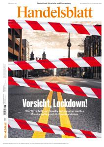 Handelsblatt - 14-16 August 2020