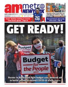 AM New York - September 16, 2020