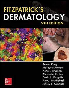 Fitzpatrick's Dermatology, 2-Volume Set, 9th Edition