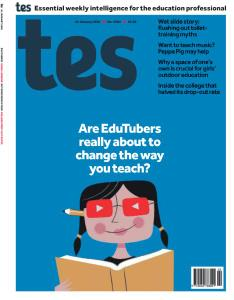 Times Educational Supplement - January 10, 2020