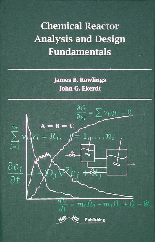 Chemical Reactor Analysis and Design Fundamentals   English   PDF   32.5M