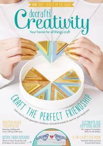 Docrafts Creativity - February 2017