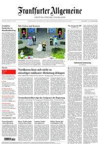 Frankfurter Allgemeine Zeitung F.A.Z. - 17. Mai 2018