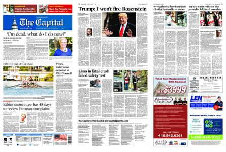 The Capital – October 09, 2018