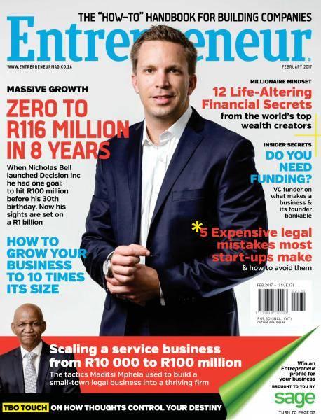 Entrepreneur South Africa - February 2017