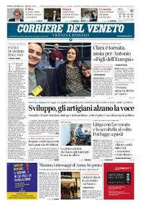 Corriere del Veneto Vicenza e Bassano – 14 dicembre 2018