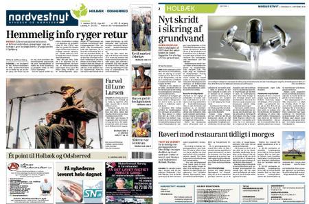 Nordvestnyt Holbæk Odsherred – 01. oktober 2018