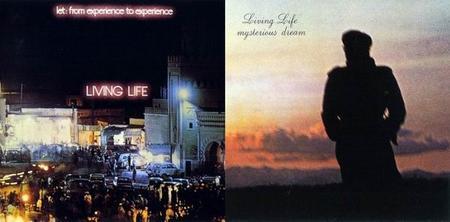 Living Life - 2 Studio Albums (1975-1981) [Reissue 1995] (Repost)